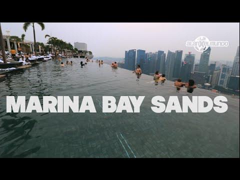 La piscina más famosa del mundo| Singapur #6