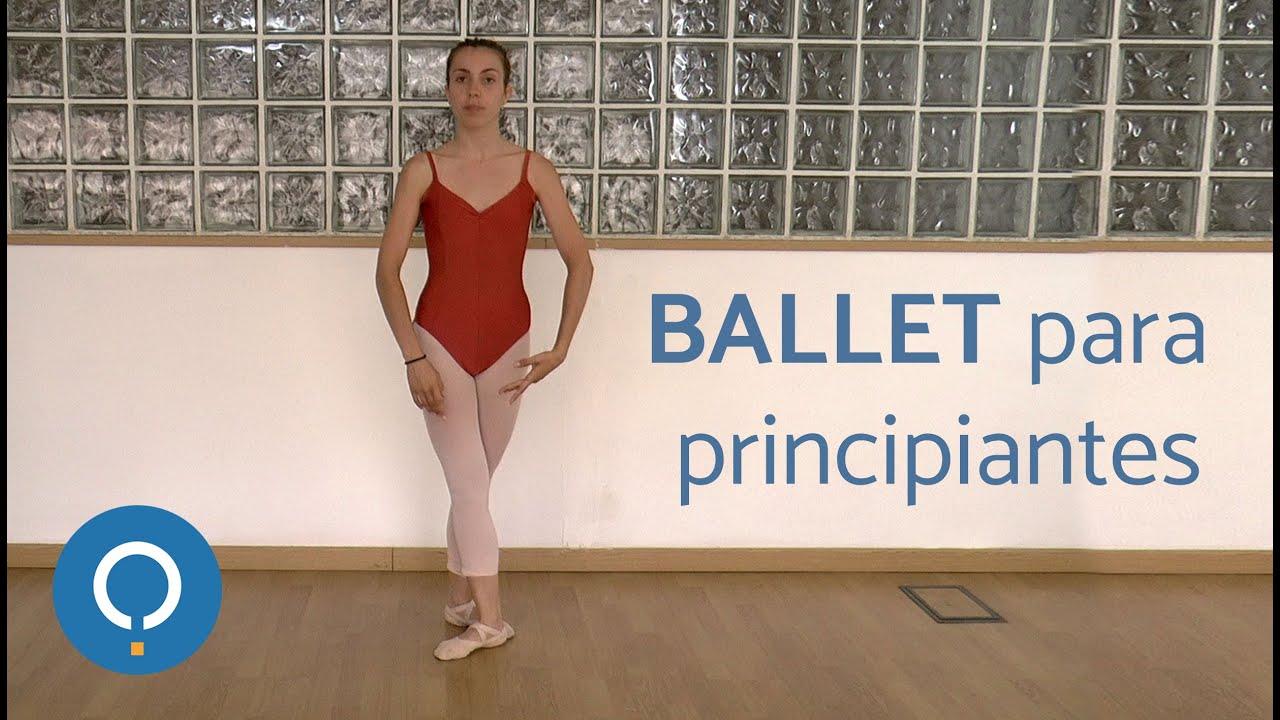 Ballet adulto para principiantes