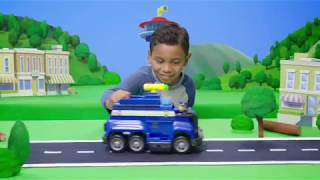 PAW Patrol Ultimate Police Rescue Vehicle - Smyths Toys