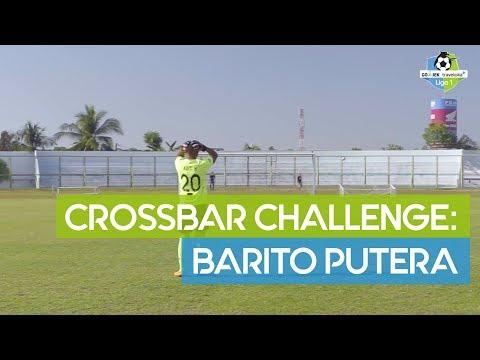 Crossbar Challenge: Barito Putera
