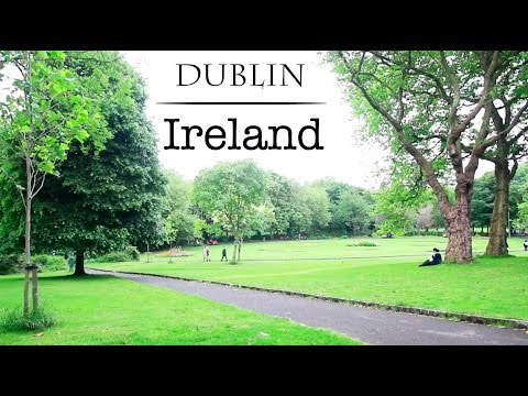 Hunting For Internet In Dublin, Ireland