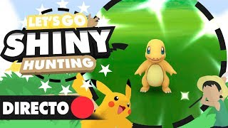 SHINY HUNTING POKEMON LETS GO EEVEE & PIKACHU #5