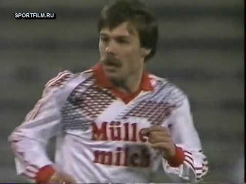 18/12/1990 Bayern Munich v USSR