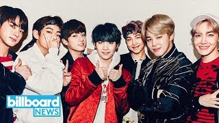 BTS Releases 'Love Yourself: Tear' Album, 'Fake Love' Music Video | Billboard News