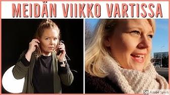 VIIKKO 15 MINUUTISSA (my week)