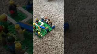 Colton's LEGO Baseball