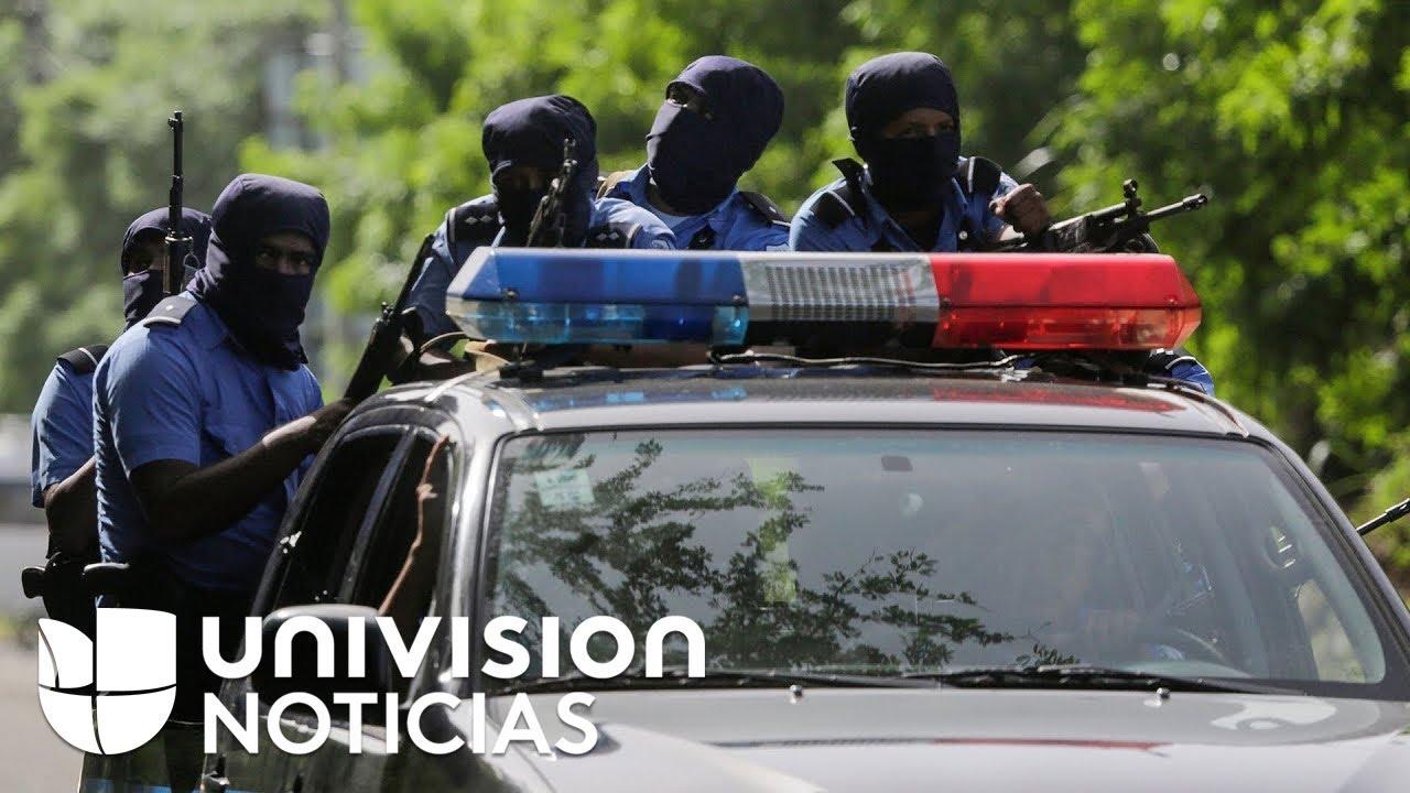 Así fueron los ataques de represión a poblaciones en Nicaragua que protestan por el gobierno Ortega