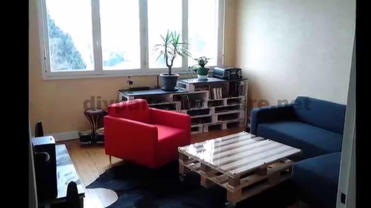 Las 30 mejores ideas de muebles con palets para tu saln