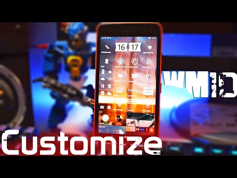 Windows 10 Mobile - How to customize the Start Screen
