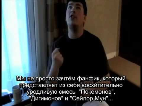 Masterpiece fic Theatre  Web of Dimensions rus sub