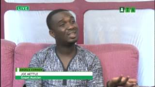 Diana Hammond And Joe Mettle On Angles Corner
