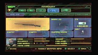Socom 3 Playstation 2 :: Wardog