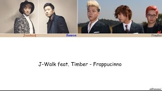 Video J-Walk feat. Timber - Frappuccino [Hangul, Rom, English Lyrics] download MP3, 3GP, MP4, WEBM, AVI, FLV Agustus 2018