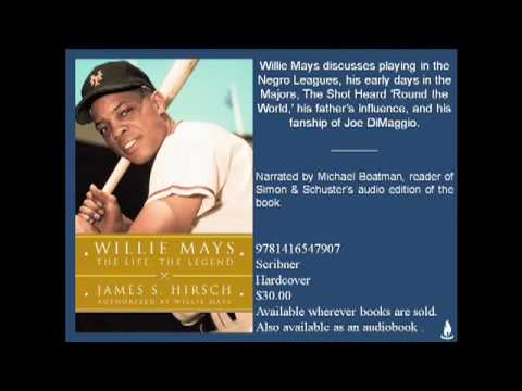 An Interview With Willie Mays Part 1
