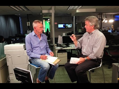 One-on-one with veteran Global BC reporter Brian Coxford