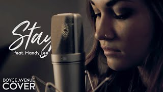 Stay - Rihanna ft. Mikky Ekko (Boyce Avenue ft. Mandy Lee of MisterWives cover) on Apple & Spotify