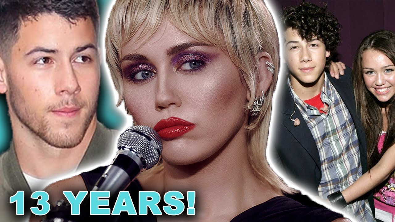 Is Miley Cyrus Still Hung Up On Nick Jonas 13 Years After Break Up?! | Hollywire