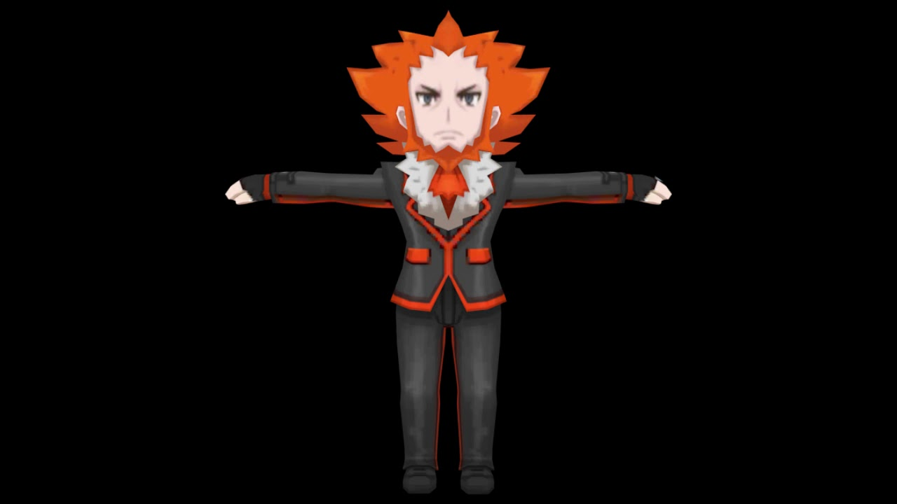 "Pokémon Masters Mashup: ""Battle! vs. Team Flare Lysandre!"" (XY + Masters)"