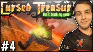 CZYŻBYM W KOŃCU LEPIEJ ZAGRAŁ?! - Cursed Treasure #4