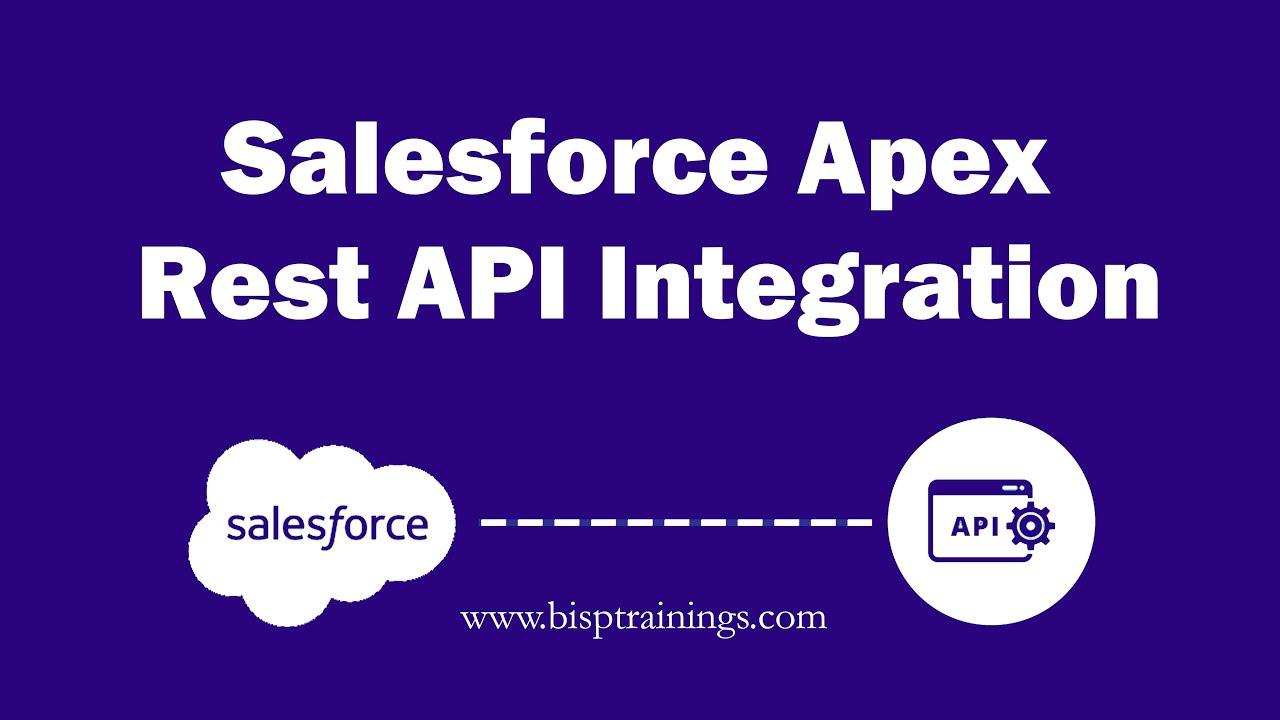 Salesforce Apex Rest API Integration | Salesforce Integration