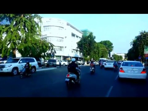 Asia Travel - Touring Asian Phnom Penh Streets - Youtube 105