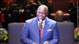 Watch Service 2018  Rev Dr  Don Darius Butler