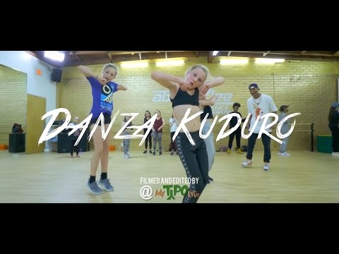 "Don Omar Feat Lucenzo - ""Danza Kuduro"" 
