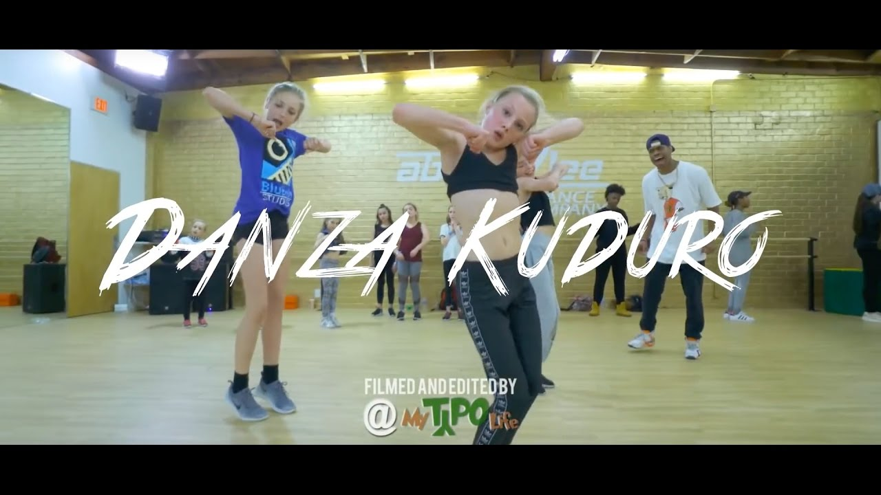 """Download Don Omar Feat Lucenzo - """"Danza Kuduro"""" 