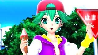 "Hatsune Miku: Project DIVA F 2nd - [PV] ""Kagerou Daze"" (Romaji/English Subs/Sub. Español)"