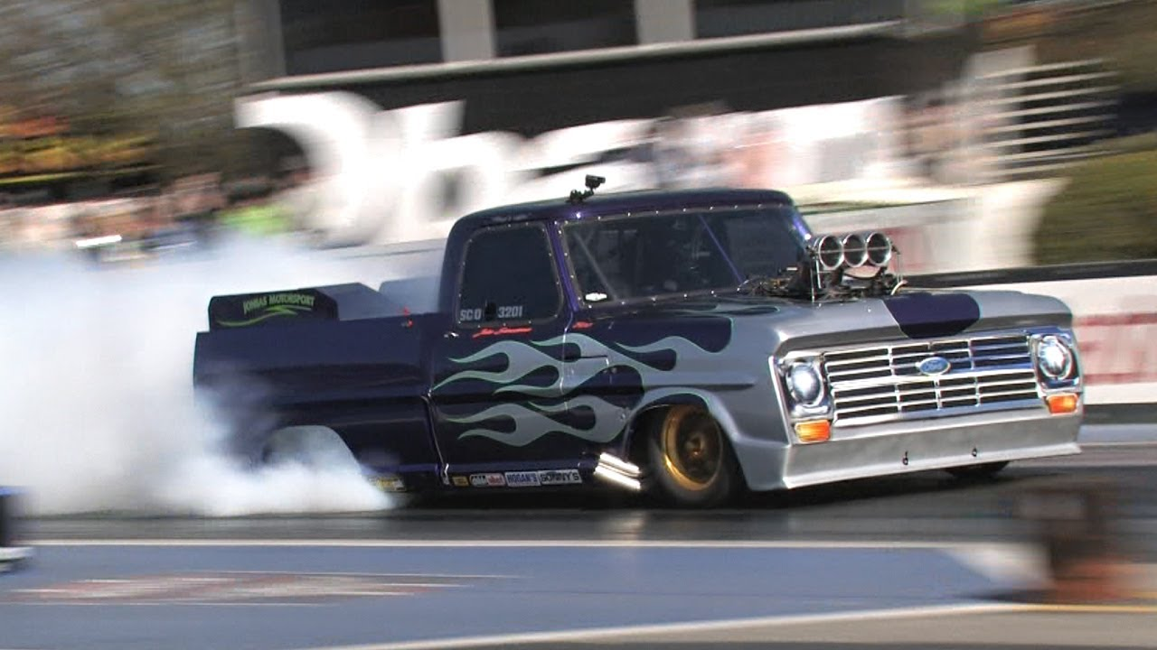 Ford F100 Outlaw 10 5 APSA - Dandy Engines