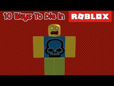 50 Ways To Die In Roblox Bloxy 2017 1 Youtube Ways To Die In Roblox