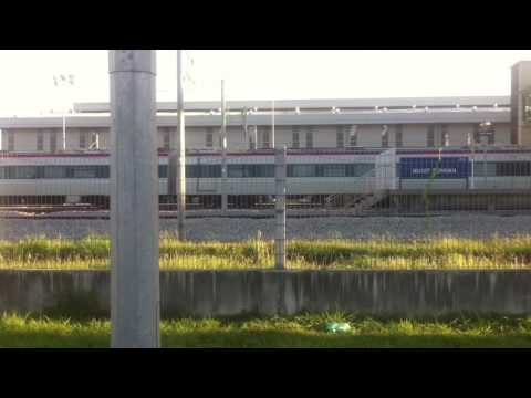 Ktmb ETS GOLD EG9215 Padang Besar-Kuala Lumpur Sentral passing bukit tengah station