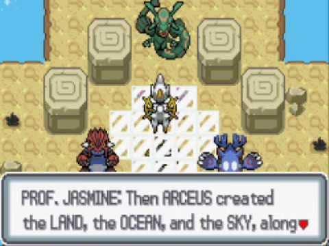 Pokemon light platinum the true job of a legendary pokemon youtube - Pokemon platine legendaire ...