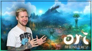 Ta gra jest przepiękna  Ori and the Blind Forest #2
