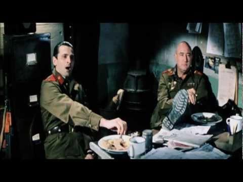 Goldeneye Deleted Scene 1-Bond Opening Gate at Guard House HD