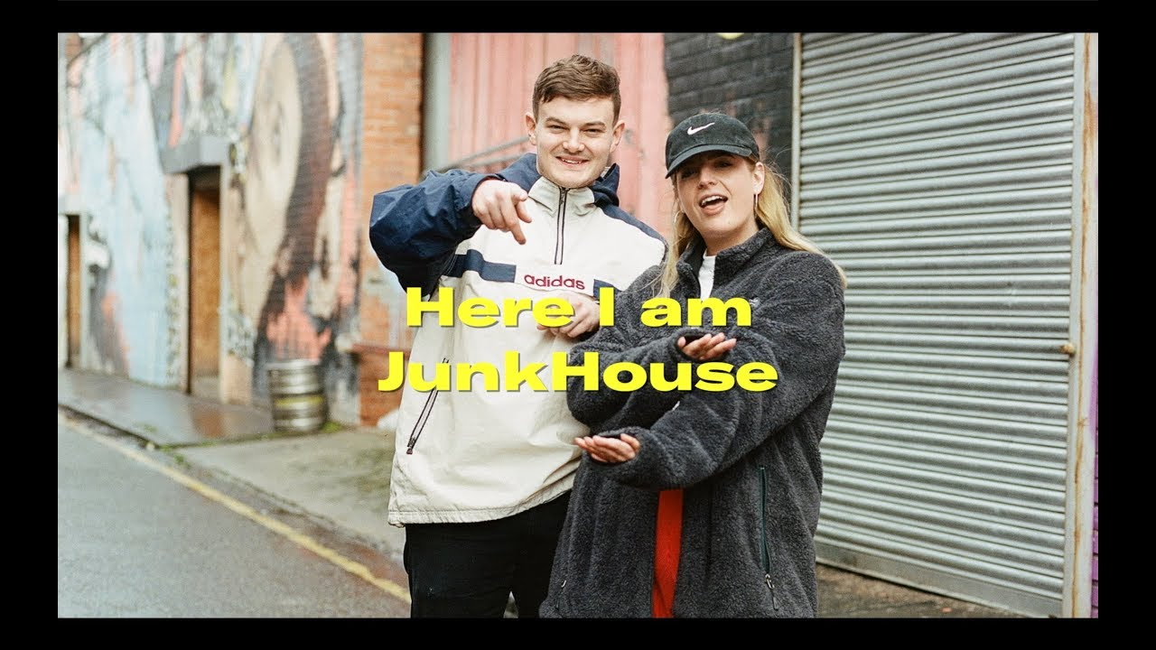 8a9a0e980d0 Here I Am - Depop Episode 14: JunkHouse