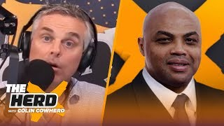 Charles Barkley: We're letting Reinsdorf off the hook, talks Dream Team, Jordan | NBA | THE HERD