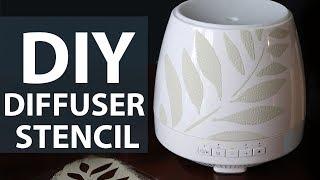 DIY| Customize Your InnoGear Bluetooth Aroma Diffuser!
