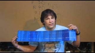 less than $1 a watt DIY MAKE YOUR OWN SOLAR PANEL (PART 1)