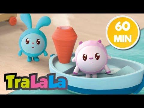 BabyRiki 60MIN (Vapor cu aburi) - Desene animate | TraLaLa