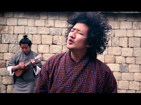 Nge Thimphu, OFFICIAL Music Video - Misty Terrace