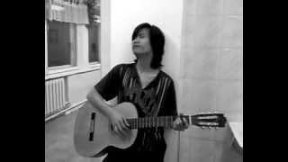 Hướng dẫn guitar cho người mới bắt đầu || Bông hồng thủy tinh [cover by T5Q]
