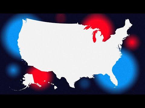 Live: 2020 Election Results Map For Trump Vs. Biden | NBC News