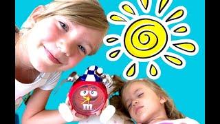 Are you sleeping brother John. Nursery Rhymes lyrics. Baby Song from Nastya and Eva on Baby Time.