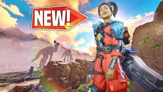 NEW Legend RAMPART In-Game!! - Best Apex Legends Funny Moments and Gameplay Ep. 543