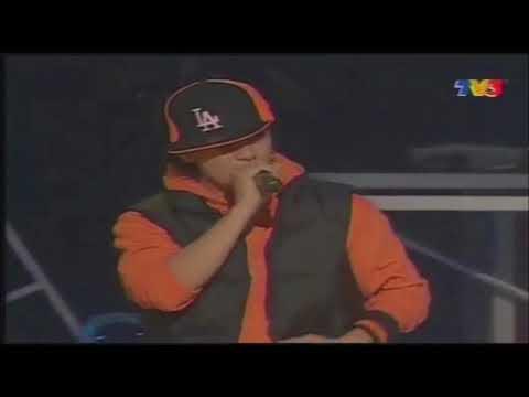 Ruffedge feat. Amuk -  Membebel (Anugerah Bintang Popular 2005)