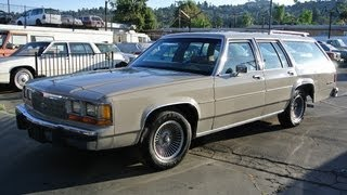 Ford Crown Victoria LTD Estate Wagon 1 Owner The Original Work Truck Crossover $1795