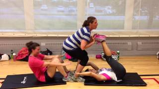 These Girls Are Resourcefull (superfit Body Boot Camp West Island)