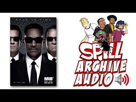 'Men in Black 3' Spill Audio Review