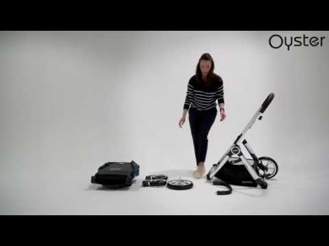 Прогулочная коляска Oyster 3 [200283]. Видео №1